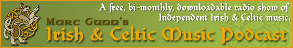 Twice-monthly Celtic and Irish music by the best independent Celtic music groups. Irish drinking songs, Scottish folk songs, bagpipes, music from Ireland, Scotland, Brittany, Wales, Nova Scotia, Galacia, Australia and the United States. Hosted by Marc Gunn of the Brobdingnagian Bards.